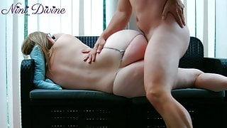 Mom lets  stepson fuck her big ass!