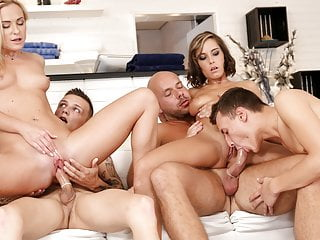 mmf bisexual orgys