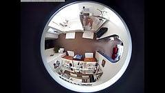 Shower Masturbation Light Bulb Cam 2