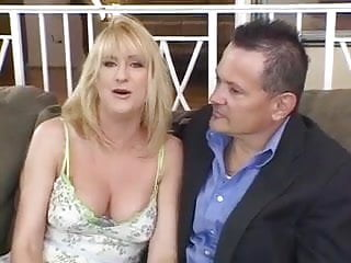 Husband banging pussy Papa - hot housewife bangs in front of husband