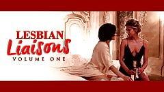 Celeb Lesbian Liaisons Vol.1