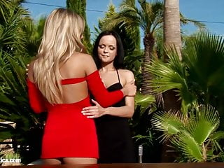 Fruit insertion porn Fruit lovers by sapphic erotica - lesbian love porn with