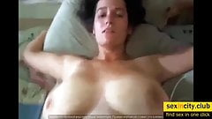 Sexy Amateur Wife With Hairy Pussy Fucked By Neighbor