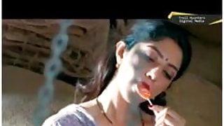 Bhabhi ko spot wala na choda