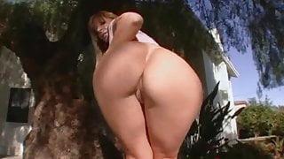 Perfect heart shape ass