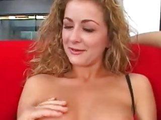 Big fuck slut tit - Gorgeous fuck slut enjoys cock