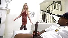 Stepmom Aaliyah Love Share BBC With Lilly Bell