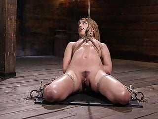 First time gay experiance Girl next door experiences bondage for the first time