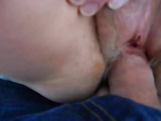 Hairy pussy spreads - Fucking fingering and spreading hairy pussy for cum