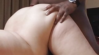 Arched back pawg