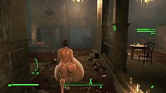 Fallout 4 Vore Femboy Becomes a Busty Femboy