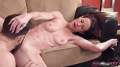 Slim MILF Sofie Marie Bends Over For Big Dick After Blowjob