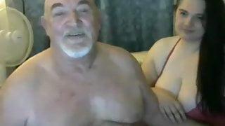 Couples Caught On Cam #3 mature older couples still got it!