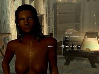Kotor mod nude - Skyrim: puppet master mod