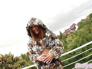 Anita tranny videos Stunning anita spreads it and masturbates like a pro