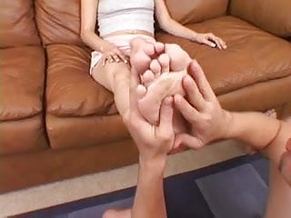 Red tube blow job action - Antonette kevin m in foot job action