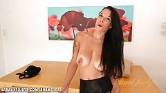 Veronica Green loves to talk about hard dick