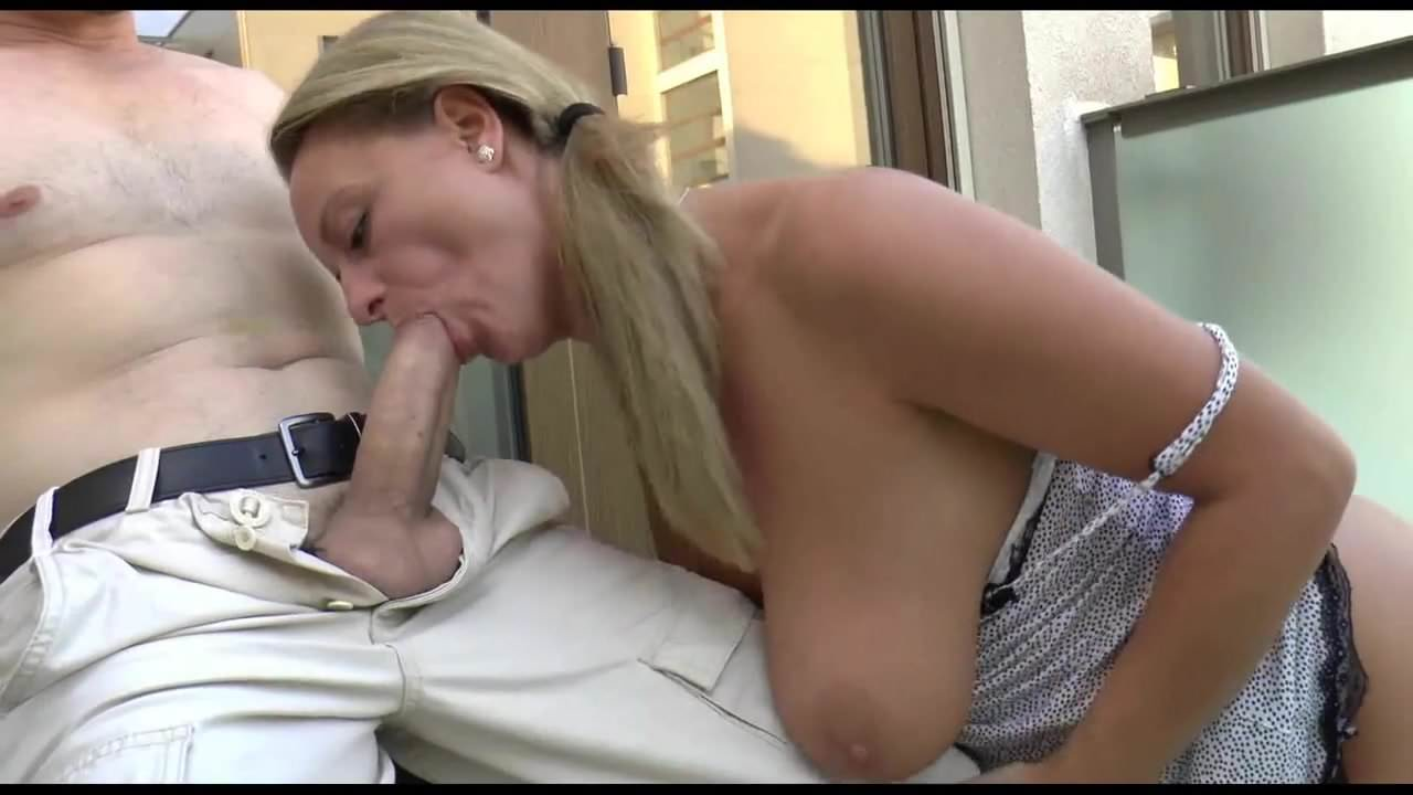 Threesome Blowjob Big Tits