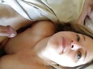 Aunt mature suck - Aunt sucking cock