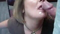 Awesome mature blowjob