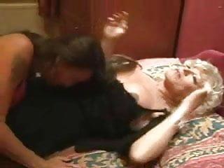 Lesbians crossdressing - Wife fucks crossdressing hubby