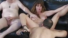 Dee Delmar - old & young Jizz Party