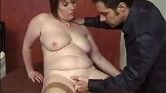 FRENCH MATURE 33 anal bbw mom milf