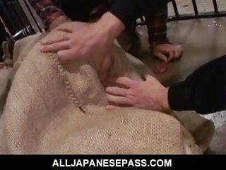 Shaved slave women Kinky wild sex for teen minami asaka and her shaved pussy