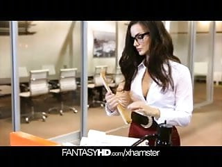 Office secretary sexual encounters - Fantasyhd office secretary fucked by her boss