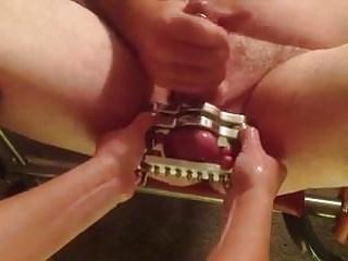 Cbt cock stretching - Cbt - ball stretching and ball crushing