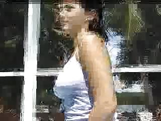 Missy model pussy - So young missy model in the pool p3