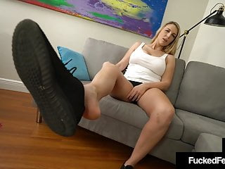 Fuck stories wives with size fetish Thick pawg joslyn jane uses size 10 feet to fuck hard cock