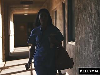 Kelly madison riley glory hole - Kelly madison - sexy nurse vanessa sky bound and ass fucked