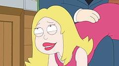 Just for fun - Cartoon imitates life (spanking)
