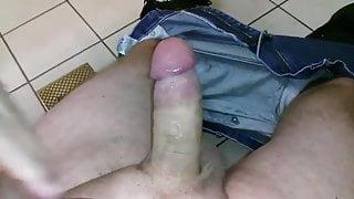 Millbourne Markey Mall Restroom Cum - Big Fat Daddy Cock JO