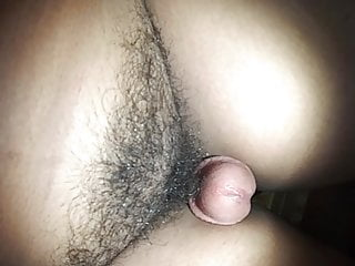 Rubbing dick on ass Indian hairy pussy rubbing dick softly