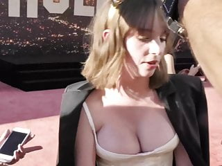 Kali hawk nude pics Maya hawke huge cleavage