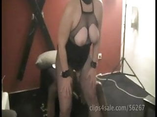 Interracial bdsm sextube Ravaged by my black owner his friend