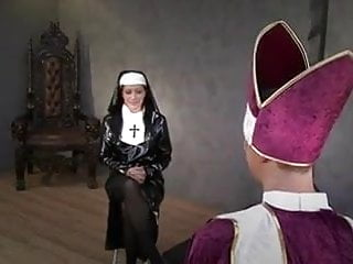Nuns being fucked by priests Domina nun facesitting the priest