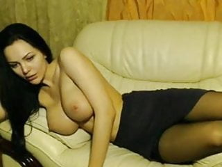 Mature boobs in stockings - Webcam brunette big boobs in stockings