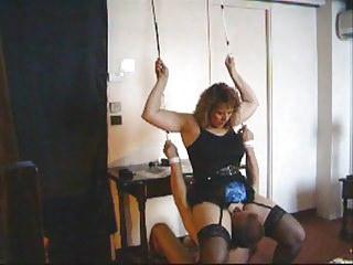 Haydens breasts sideswipe paris Iris von hayden sit and swing part 02