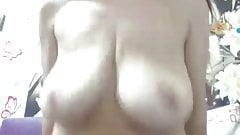 Super milf big saggy boobs.
