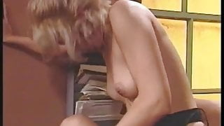Vintage Blonde Lesbians Fucks