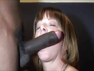 Horny mature women porn - Horny wife gets facialized and fucked by black friend