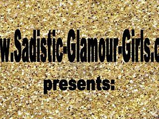 Cunt kicking girls cage tfight Glamour girls kicking