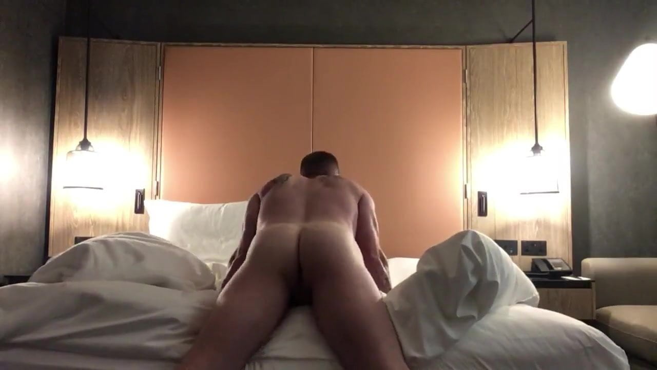 Male Pillow Humping Orgasm