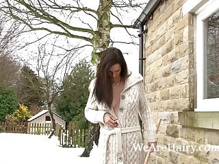 Cameron matthews gay porn - Shoveling snow gets hairy woman sadie matthews hot