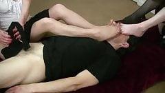 Пахнущие ступнями и дрочка