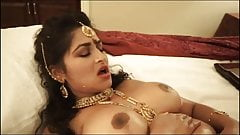 Indian Bhabhi Horny Lily Smiles Fucks By Her New Massage