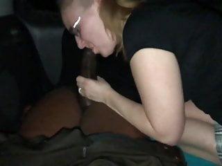Swinging k ln Sucking bbc ln the car